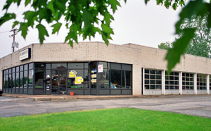 Conrad's Tire Express & Total Car Care Solon, OH located on Station Street