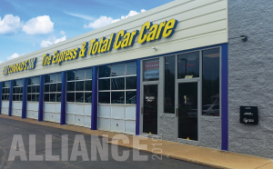 Conrad's Tire Express & Total Car Care Alliance, OH located on West State Street