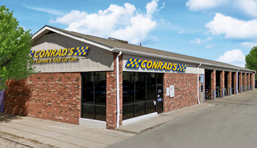 Conrad's Tire Express & Total Car Care Cleveland Heights, OH location on Mayfield Road