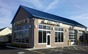 Conrad's Tire Express & Total Car Care Rocky River, OH on Center Ridge Road