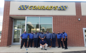 Conrad's Tire Express & Total Car Care Mayfield Heights, OH Located in the Golden Gate Plaza