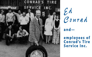 Conrads Total Car Care Tire Centers, About Conrads Tire Express Total Car Care, Conrads Total Car Care Tire Centers